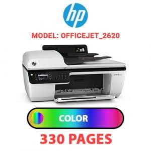 Officejet 2620 1 - HP Printer