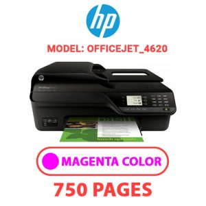 Officejet 4620 2 - HP Printer