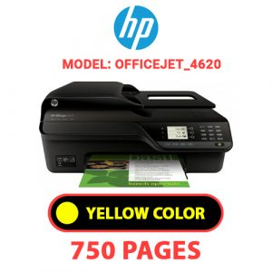 Officejet 4620 3 - HP Printer