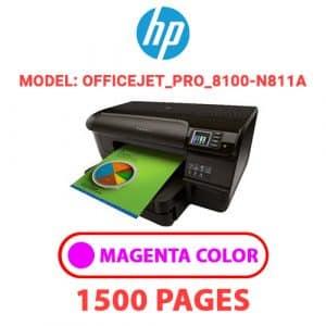 Officejet Pro 8100 N811a 2 - HP Printer