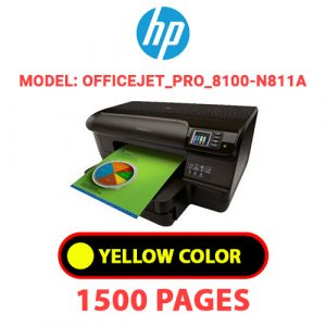 Officejet Pro 8100 N811a 3 - HP Printer