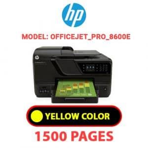 Officejet Pro 8600e 3 - HP Printer
