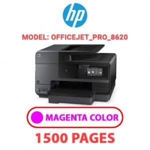 Officejet Pro 8620 2 - HP Printer