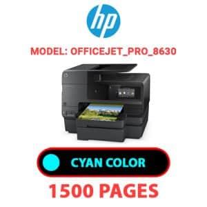 Officejet Pro 8630 1 - HP Printer
