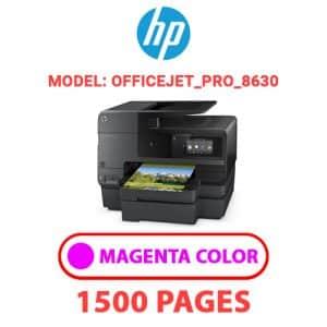 Officejet Pro 8630 2 - HP Printer