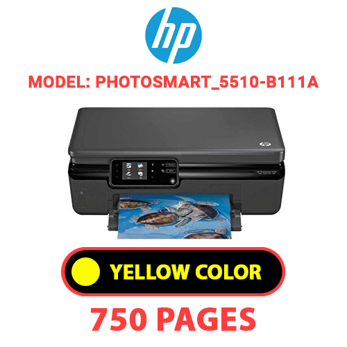 Photosmart 5510 B111a 3 1 - HP Photosmart_5510-B111a - YELLOW INK