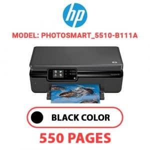 Photosmart 5510 B111a - HP Printer