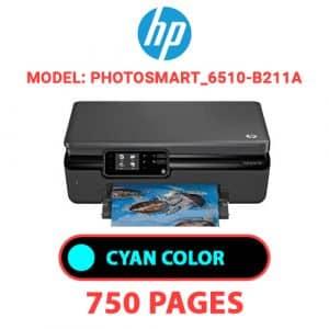 Photosmart 6510 B211a 1 - HP Printer