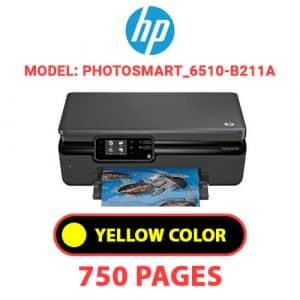 Photosmart 6510 B211a 3 - HP Printer