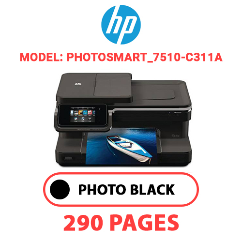 Photosmart 7510 C311a 1 - HP Photosmart_7510-C311a - PHOTO BLACK INK
