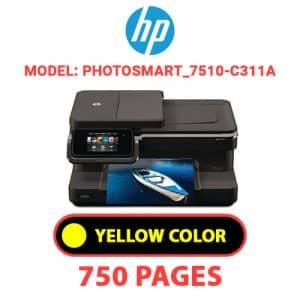 Photosmart 7510 C311a 4 - HP Printer