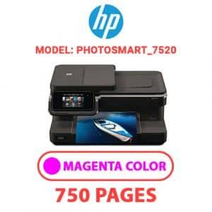 Photosmart 7520 3 - HP Printer