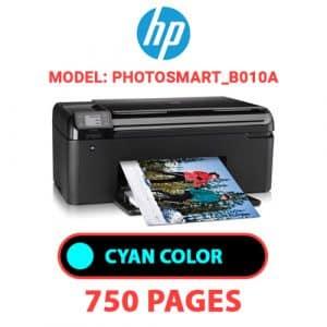 Photosmart B010a 1 - HP Printer