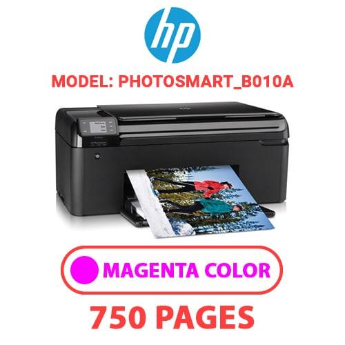 Photosmart B010a 2 - HP Photosmart_B010a - MAGENTA INK