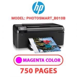 Photosmart B010b 2 - HP Printer