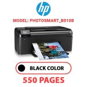 Photosmart B010b - HP Printer