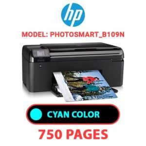 Photosmart B109n 1 - HP Printer