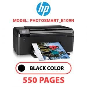 Photosmart B109n - HP Printer