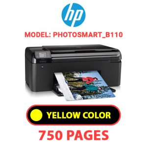 Photosmart B110 3 - HP Printer