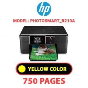 Photosmart B210a 3 - HP Printer