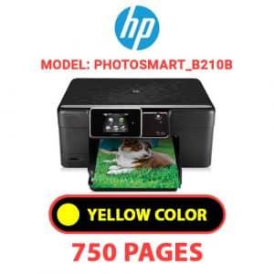 Photosmart B210b 3 - HP Printer