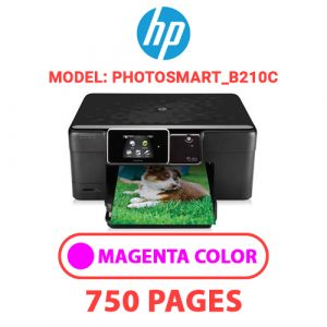 Photosmart B210c 2 - HP Printer