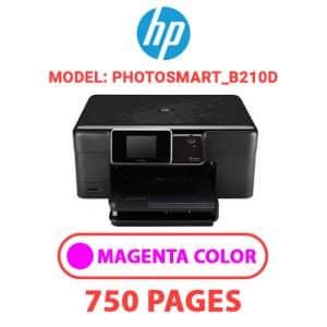 Photosmart B210d 2 - HP Printer