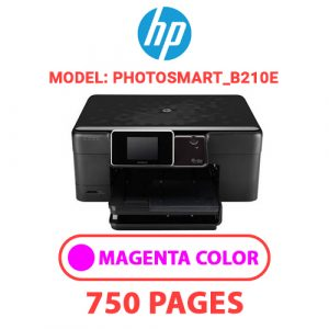 Photosmart B210e 2 - HP Printer