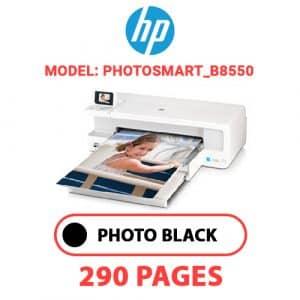 Photosmart B8550 1 - HP Printer