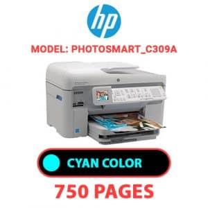 Photosmart C309a 2 - HP Printer