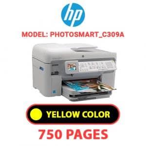 Photosmart C309a 4 - HP Printer