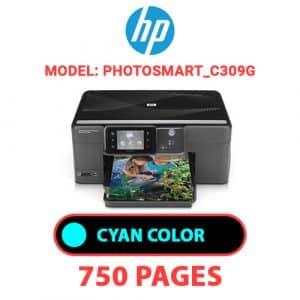 Photosmart C309g 2 - HP Printer