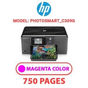 Photosmart C309g 3 - HP Printer