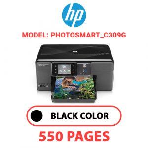 Photosmart C309g - HP Printer