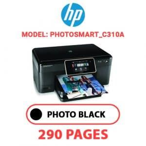 Photosmart C310a 1 - HP Printer