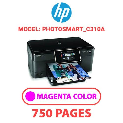 Photosmart C310a 3 - HP Photosmart_C310a - MAGENTA INK