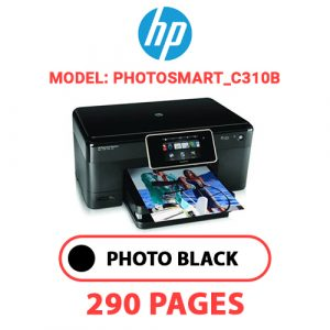 Photosmart C310b 1 - HP Printer