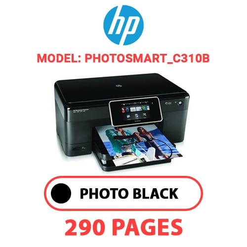 Photosmart C310b 1 - HP Photosmart_C310b - PHOTO BLACK INK