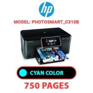 Photosmart C310b 2 - HP Printer