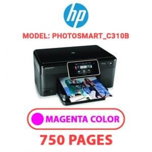 Photosmart C310b 3 - HP Printer
