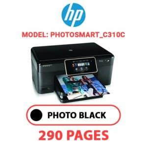 Photosmart C310c 1 - HP Printer