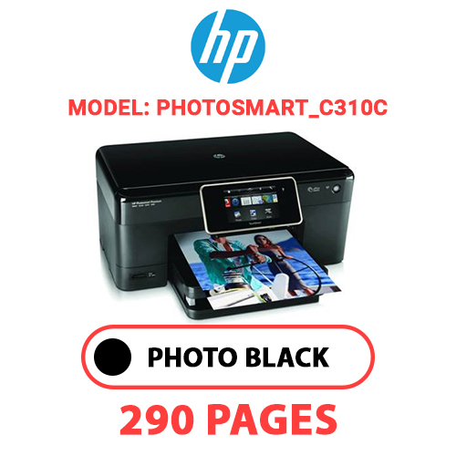 Photosmart C310c 1 - HP Photosmart_C310c - PHOTO BLACK INK