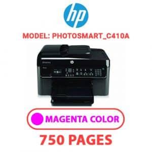 Photosmart C410a 3 - HP Printer