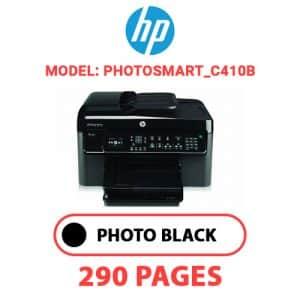 Photosmart C410b 1 - HP Printer
