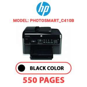Photosmart C410b - HP Printer