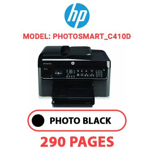 Photosmart C410d 1 - HP Photosmart_C410d - PHOTO BLACK INK