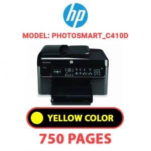 Photosmart C410d 4 - HP Printer