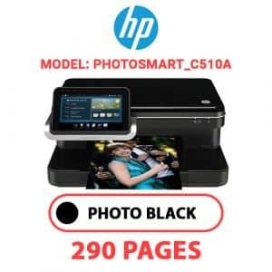 Photosmart C510a 1 - HP Printer