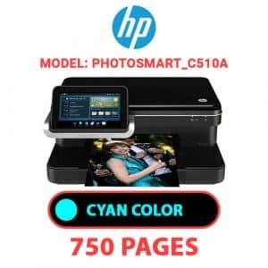 Photosmart C510a 2 - HP Printer