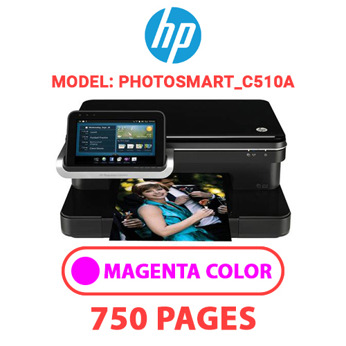 Photosmart C510a 3 - HP Photosmart_C510a - MAGENTA INK